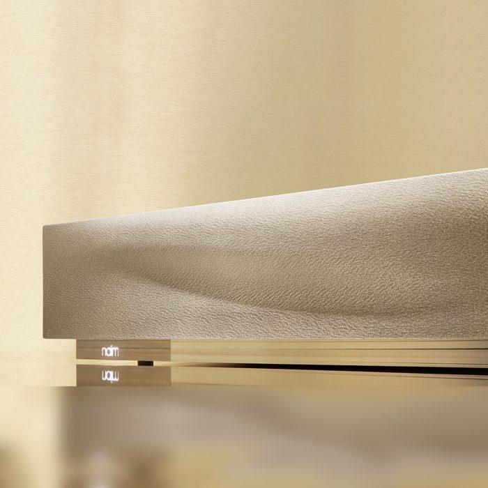 Naim-Mu-So-Special-Edition-Naim Mu-so limited edition Champagne - Naim MU-SO SPECIAL EDITION Diffusore Attivo Wifi e Bluetooth (singolo) Streamer e Network Player- DOLFIHIFI – DOLFI HIFI – FIRENZE – DOLFI HI END – DOLFI HIEND – ALTA FEDELTA' – HIFI – SCONTO – SCONTI – RIBASSI – OFFERTA – OFFERTA SPECIALE