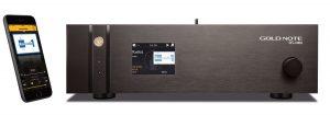 Gold Note DS-1000 Streamer e Network Player Convertitore DAC Asincrono-Dolfihifi-dolfi-hifi-firenze-dolfihiend-dolfi-hi-end-altafedeltà-alta-fedeltà-sconto-offerta-sconti-offerte-ribassi-offerta speciale-speciale