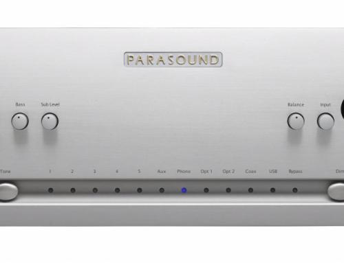 """Amplificatore """"PARASOUND HALO HINT 6"""" versatile e ben suonante"""