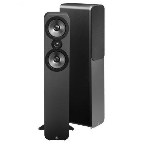 q-acoustics-3050-speakers graphite-black-pair-Q Acoustic Q 3050 Diffusori Passivi da Pavimento DOLFIHIFI – DOLFI HIFI – FIRENZE – DOLFI HI END – DOLFI HIEND – ALTA FEDELTA' – HIFI – SCONTO – SCONTI – RIBASSI – OFFERTA – OFFERTA SPECIALE
