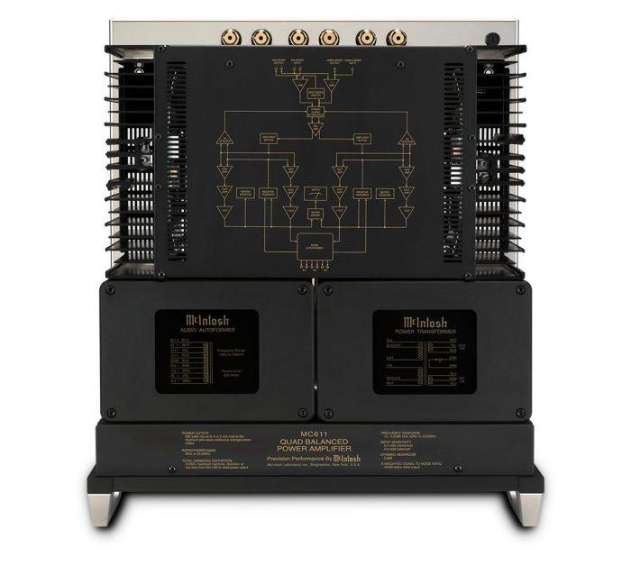 McIntosh MC611 Amplificatore Finale di Potenza Mono-Dolfihifi-dolfi-hifi-firenze-dolfihiend-dolfi-hi-end-altafedeltà-alta-fedeltà-sconto-offerta-sconti-offerte-ribassi-offerta speciale-speciale