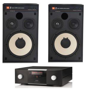 Sistema Combinato LEV4.01A con Mark Levinson 5805 Amplificatore DAC Amplificatore DAC 5805 JBL SYNTHESIS 4312G -Dolfihifi-dolfi-hifi-firenze-dolfihiend-dolfi-hi-end-altafedeltà-alta-fedeltà-sconto-offerta-sconti-offerte-ribassi-offerta speciale-speciale