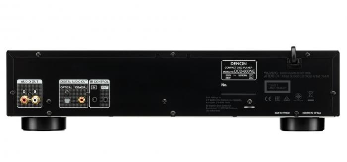 Denon DCD-800NE Lettore Compact Disc con Lettore di HD PCM e DSD-Dolfihifi-dolfi-hifi-firenze-dolfihiend-dolfi-hi-end-altafedeltà-alta-fedeltà-sconto-offerta-sconti-offerte-ribassi-offerta speciale-speciale-