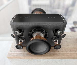 Denon HOME 350 Diffusore Attivo Wifi e Bluetooth (singolo) Streamer e Network Player-Dolfihifi-dolfi-hifi-firenze-dolfihiend-dolfi-hi-end-altafedeltà-alta-fedeltà-sconto-offerta-sconti-offerte-ribassi-offerta speciale-speciale-