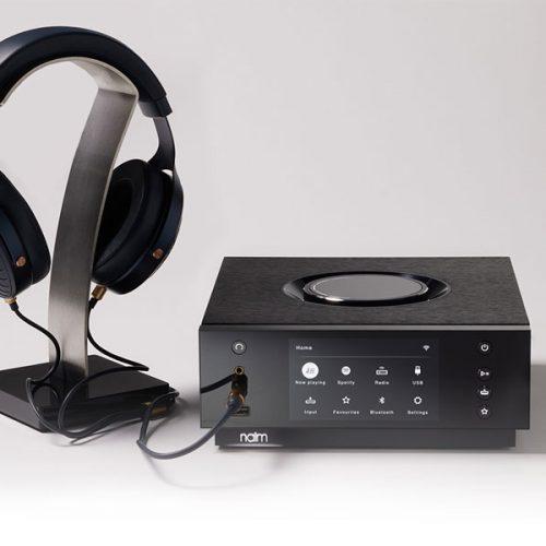 Naim UNITI ATOM HEADPHONE Streamer, DAC, Preamplificatore, Amplificatore per Cuffie-dolfi-hi-fi-firenze