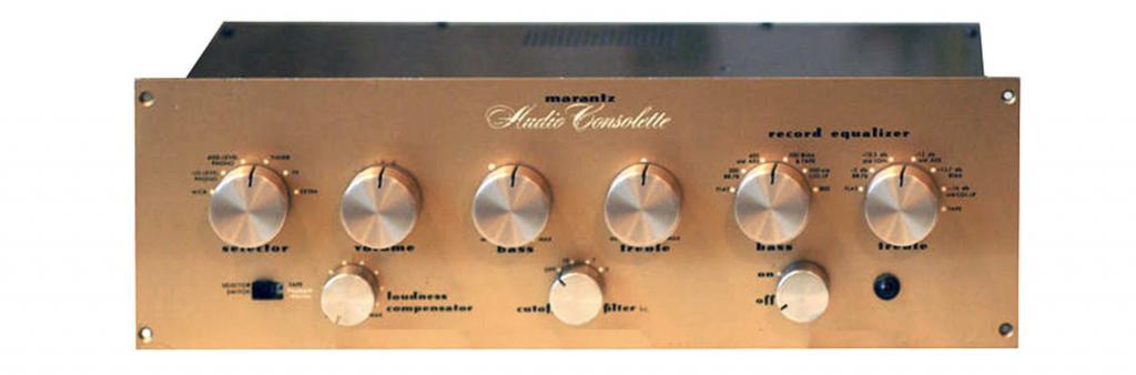 Audio Consolette