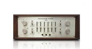model 33 amplificatore di potenza