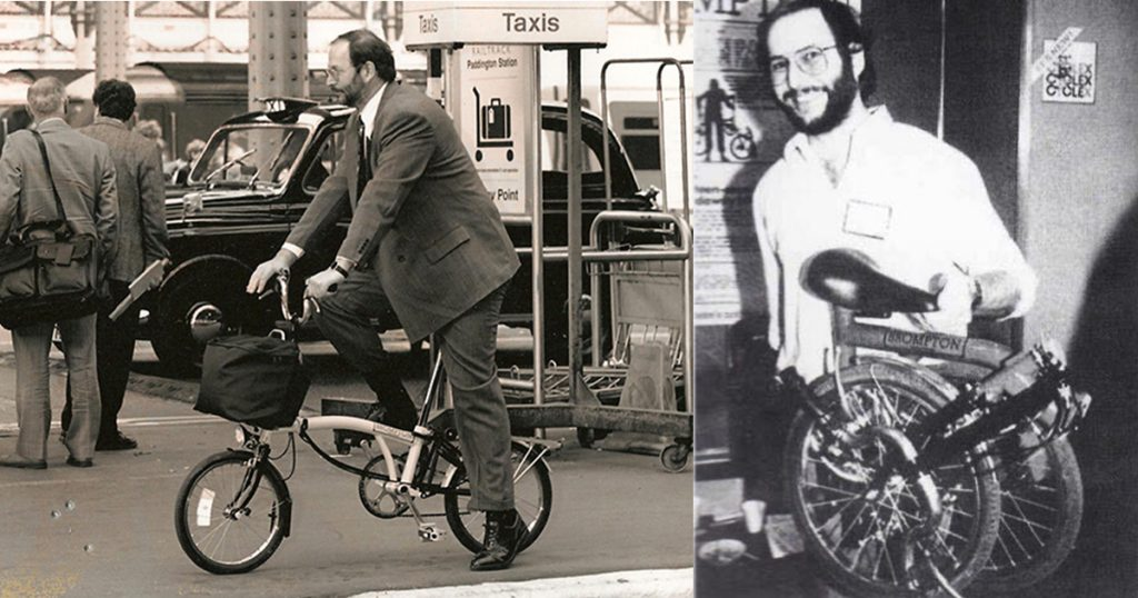 Brompton biciclette