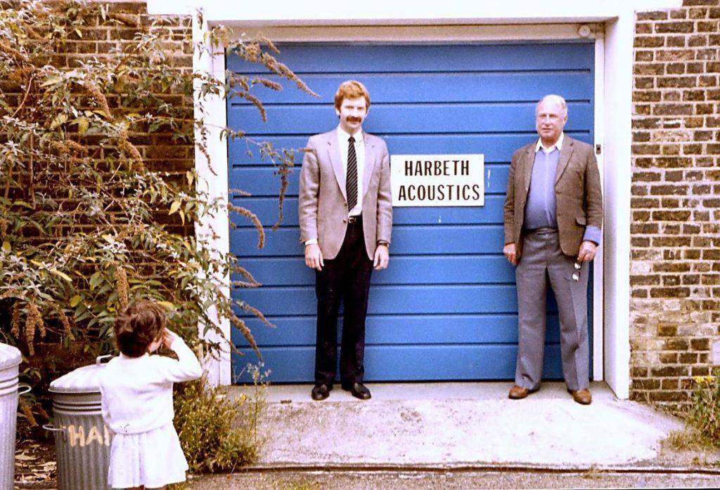 H.D.Harwood e Alan Shaw
