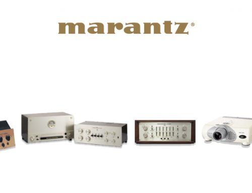 Marantz – Una storia piena d'imprese