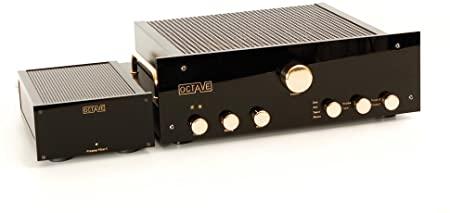 Octave HP-500 R MC con filtro I preamplificatore per tubi con Phono MC