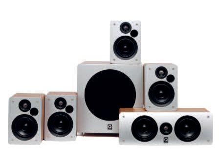 Q Acoustics serie 1000