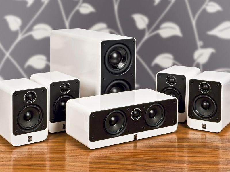 Q Acoustics serie 2000