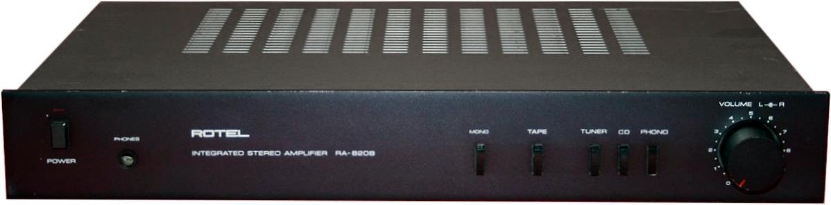 Rotel RA-820B