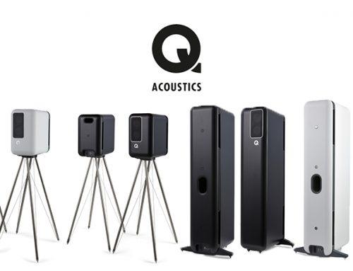 Q Active 400 e 200 due sistemi audio wireless ad alta risoluzione e di ottima qualità
