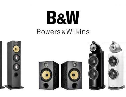 B&W un marchio rinomato dell'Hi-fi – Dalle origini ad oggi