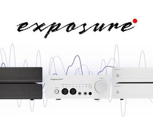Exposure audio un marchio per veri amanti della musica